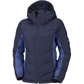 Columbia W's Pike Lake Hooded Jacket Nocturnal/Eve